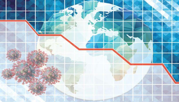 করোনায় ক্ষতিগ্রস্ত বিশ্ব অর্থনীতি